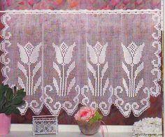 Crochet: SEVERAL CURTAIN HOOK