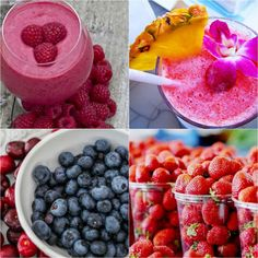 Sapjes & smoothies inspiratie & recepten. Smoothie Drinks, Fruit Smoothies, Smoothie Recipes, Healthy Juices, Healthy Snacks, Healthy Recipes, Healthy Cooking, Healthy Eating, Good Food