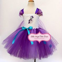 Check out this item in my Etsy shop https://www.etsy.com/uk/listing/256739475/mlp-rarity-my-little-pony-tutu-dress