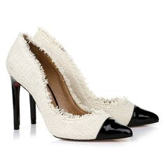 Scarpin Tweed Summer -  UZA Shoes