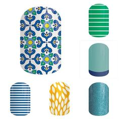 Wraps you could pair with Bellagio (Jamberry Sister Style Exclusive April 2015)