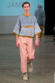 Winchester School of Art @ Graduate Fashion Week Fall/Winter 2015 Otoño Invierno #Menswear #Trends #Moda Hombre #Tendencias - M.F.T.