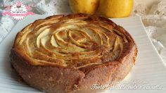 Torta light alle mele e cannella senza grassi, ideale per chi è a dieta, delicata e profumata, perfetta anche per la merenda dei bambini!