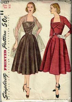Best Vintage Patterns - Vintage Patterns 1950s
