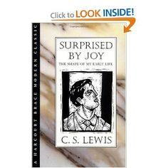 ✓Sorprendido por la alegría - C.S.Lewis.