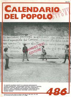 Il Calendario del Popolo n° 486, 1986
