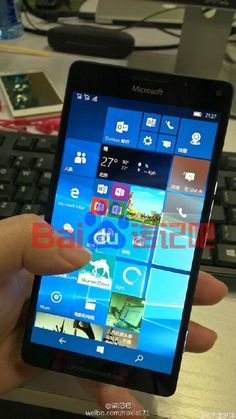 Microsoft Lumia 940 & 940 XL rumored to be unveiled on October 19th - http://vr-zone.com/articles/microsoft-lumia-940-940-xl-rumored-unveiled-october-19th/97758.html