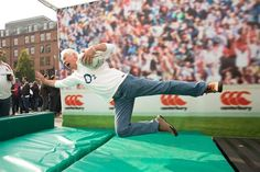 In pictures: Sledge produces three-day RWC Fan Zone in Manchester | Event