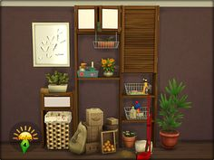 TSR : One more set of clutter by Solny.