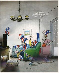 Blanchon - L'Équipe Magazine - samedi 10 juin 2006 - N° 1250