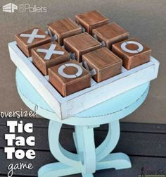10 Kid-friendly Pallet Projects For Summer Fun! Fun Pallet Crafts for Kids #woodworkingforkids