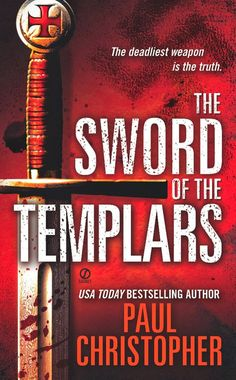 See all my book reviews at JetBlackDragonfly.blogspot.ca : The Sword Of The Templars by Paul Christopher