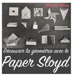 petits homeschoolers: Charlotte Mason: origamis et jolis pliages (paper sloyd)