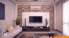 Madinty Apartment - Interior Design on Behance
