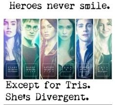 Ya, tris, THE ONE WHO DIES!!!