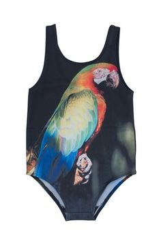 Parrot Swimsuit from Pop Up Shop at Kidsen