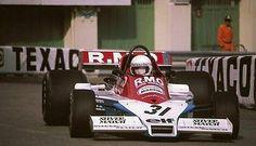 1978 Rene Arnoux , Martini MK23 Ford