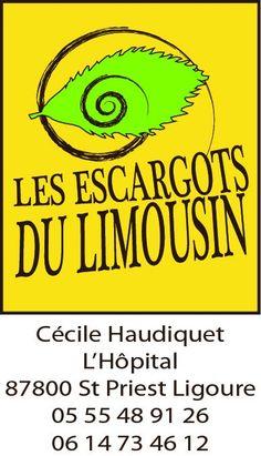 """En ce début d'une nouvelle semaine j'ai le plaisir qu'un nouveau producteur c'est inscrit, merci """"Les Escargots du Limousin"""" pour cette inscription: https://locavor.fr/presentation/964-les-escargots-du-limousin"""