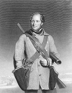 Sir Robert John Le Mesurier McClure (1807-1873) Irish Artic Explorer.