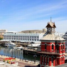 Exclusive Venues - V&A Waterfront, Clock Tower Atlantic Imbizo V&a Waterfront, Paris Skyline, Wedding Venues, Tower, Clock, Mansions, House Styles, Travel, Wedding Reception Venues
