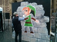 Crop a game character and paste it on a real-life scenery resembling the game - Page 6 - NeoGAF