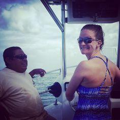 Para bailar la bamba que necesitan un poca de gracia- 'Yo no soy Marinero yo no soy Marinero..' #saltlife #captainrizerbeth #offshorelife by robnboard