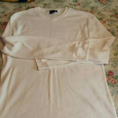 NWOT Vans white long sleeve Very stretchy Vans Tops