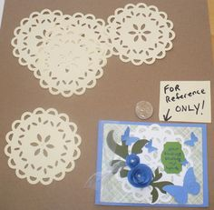 Hey, I found this really awesome Etsy listing at https://www.etsy.com/listing/95512393/5-piece-cream-doily-doilies-type-a-doily