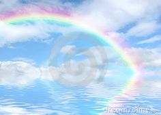 Rainbow Vista - Download From Over 24 Million High Quality Stock Photos, Images, Vectors. Sign up for FREE today. Image: 3962034