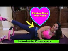 Pilates Ring Workout - Laura London