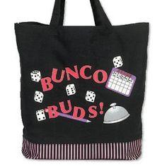I need to make a Bunco Tote!