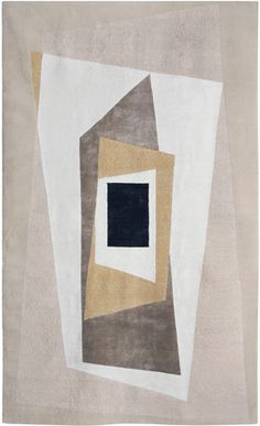 Untitled - AA by Anni Albers Christopher Farr Walter Gropius, Bauhaus Textiles, Anni Albers, Deco Paint, Wild Poppies, Art Du Fil, Color Stories, Art Plastique, Textile Art
