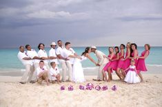 **Check out the pro pics from our Hot Pink Destination wedding in Cuba!!!** « Weddingbee Boards