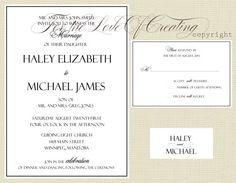 Rustic Burlap Belly Modern Country Wedding Invitation, Printable, Digital File