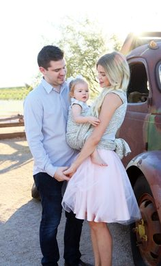 Pink Tulle Skirt For Family Photos   Family Photo Outfit Ideas   Pavo Textiles