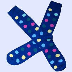 Navy Socks, Brown Socks, Striped Socks, Stylish Mens Fashion, Cotton Socks, Deep Blue, Color Splash, Red And White, Fun