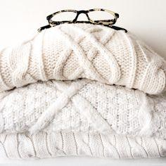 madebynewengland:  winter whites #letitsnow