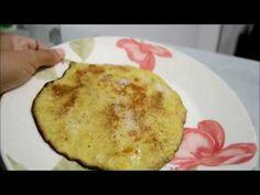 Panqueca de aveia e banana (batida a mão) - Receitas práticas - YouTube