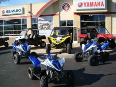 New 2016 Yamaha YXZ1000R SE ATVs For Sale in Tennessee. 2016 Yamaha YXZ1000R SE, Unheard of savings!! Additional accessories shown are not included with sale price. 2016 Yamaha YXZ1000R SE PURE SPORT HERITAGE The all-new YXZ1000R Special Edition: 60 years of performance and innovation brought to life. Features may include: Unmatched SxS Performance The all-new YXZ1000R SE doesn t just reset the bar for sport side-by-sides, it is proof that Yamaha is the leader in powersports performance…