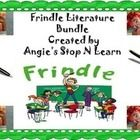 This literature packet includes everything your student will need to supplement the book Frindle.  The packet includes graphic organizers, interact...