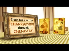 5 Tips for a Better Thanksgiving through Chemistry - Bytesize Science - YouTube