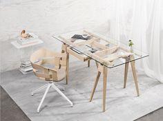 Wick stol Design House Stockholm