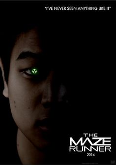 Minho I Character Poster/Fanmade | The Maze Runner | Book series by James Dashner |