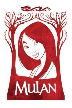 Mulan Storybook