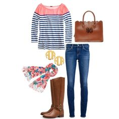 """lilly lovin'"" by the-southern-prep on Polyvore"