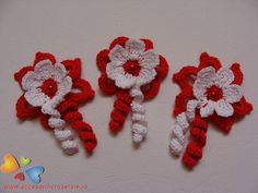 MARTISOR- Floare crosetata FL047