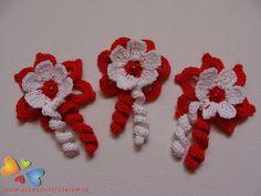 MARTISOR- Floare crosetata FL047