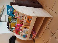 DIY tuto Bibliothèque pour enfant