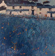 Blue Hamlet | John Piper