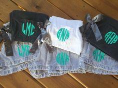 Pocket Tee and sleep shorts set / monogrammed by DoodleDMonograms Pajamas For Teens, Pajamas Women, Satin Pyjama Set, Pajama Set, Cozy Pajamas, Pjs, Monogram Pocket Tees, Button Up Pajamas, Monogrammed Pajamas